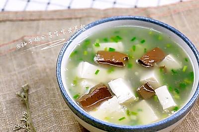 鸳鸯豆腐—平民食物补铁补钙