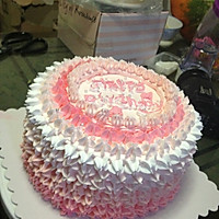 全新0失败 彩虹蛋糕 8寸6寸通用的做法图解14