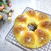 蛋黄面包#东菱DL-4706W智能面包机#