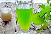 冰翠苦瓜饮#豆果魔兽季邪能饮料#的做法