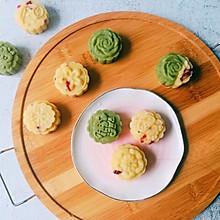 #炎夏消暑就吃「它」#绿豆糕