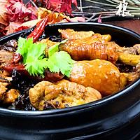 黄焖鸡米饭的做法图解13