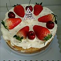 裸蛋糕的做法图解6