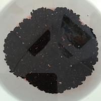 芒果白雪黑糯米的做法图解3