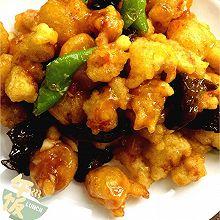 溜肉段(东北名菜)