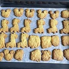 #夏日开胃餐#动物曲奇饼干