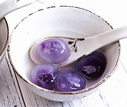 自制晶莹剔透的水晶汤圆的做法