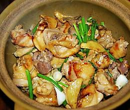 (家乐上菜,家常有味)啫啫鸡煲的做法