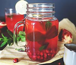 地中海热柠檬茶【安卡西厨】的做法