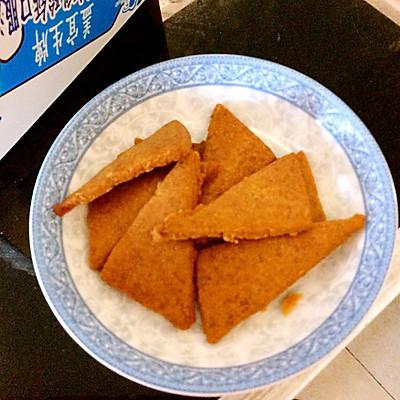 比利时焦糖饼干(低脂全素)