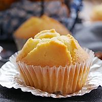 核桃杯子蛋糕#美的烤箱菜谱#的做法图解9