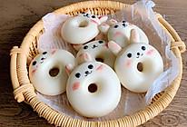 甜甜圈馒头的做法