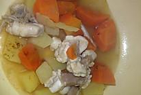牛骨髓汤的做法
