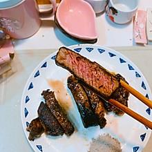 #一口新西兰 安佳百味挑战赛#鲜嫩多汁煎牛排