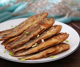 香煎黄花鱼的做法