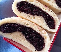 紫米糯米糕的做法