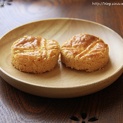 布列塔尼小圆酥饼 Galletes Bretonnes