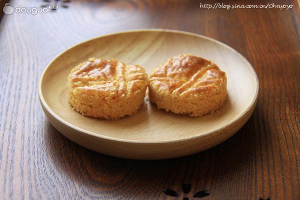 布列塔尼小圆酥饼 Galletes Bretonnes的做法