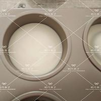 酸奶慕斯(阳晨堡尔美克6连多形模)的做法图解11