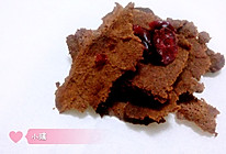 可可豆渣脆片的做法