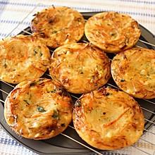 萝卜丝饼(油墩子)