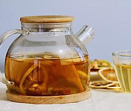 自制健康水果茶的做法