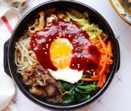 超好吃韩式石锅拌饭的做法