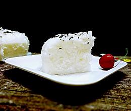 大米发糕#舌尖上的春宴#的做法