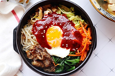 超好吃韩式石锅拌饭