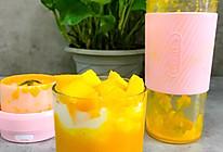 """芒果酸奶杯#""""果""""然有道#的做法"""
