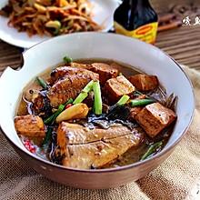 嘎鱼炖豆腐#美极鲜味汁#