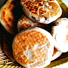 牛肉油酥饼