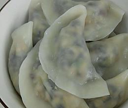 全素饺子的做法