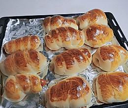 热狗肠面包的做法