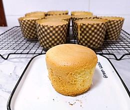杯蛋糕的做法