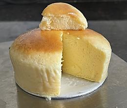 蓬松柔软似海棉|半熟芝士蛋糕的做法