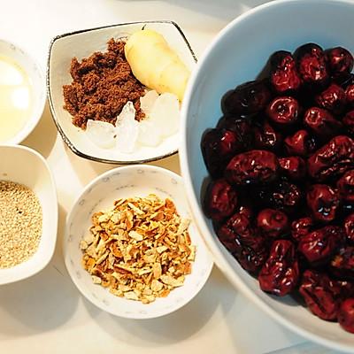 自制红枣泥的做法 步骤1