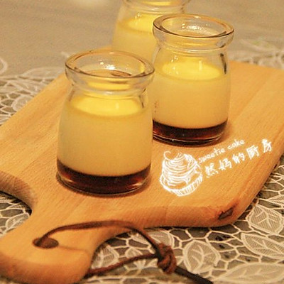 焦糖布丁——长帝烘焙节
