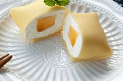 港式甜品——芒果班戟