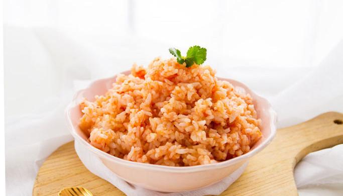【番茄焖饭】还有比这个更简单的饭吗