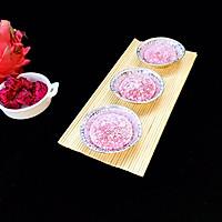 火龙果糯米糍#美的FUN烤箱·焙有FUN儿#