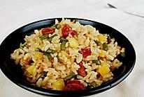 豆角土豆腊肠饭的做法