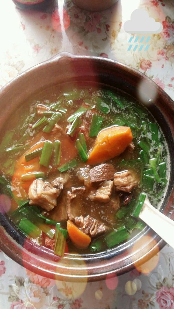 羊肉汤的做法