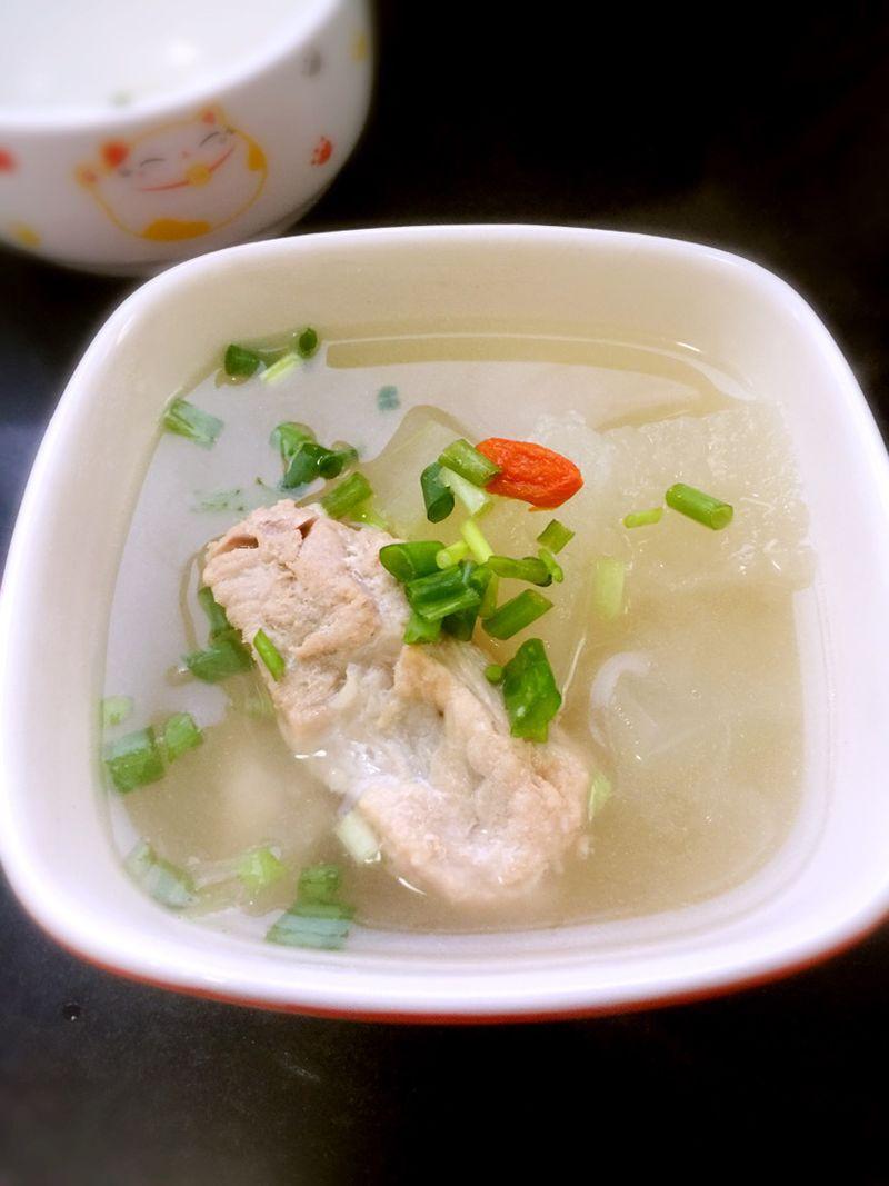冬瓜海鲜汤的做法_冬瓜排骨汤的做法_【图解】冬瓜排骨汤怎么做如何做好吃_冬瓜