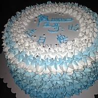 全新0失败 彩虹蛋糕 8寸6寸通用的做法图解9