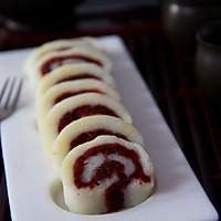 中式茶点——山药豆沙卷的做法图解12