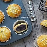 法式月饼【蓝莓乳酪派】的做法图解14