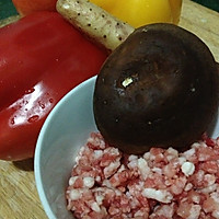 宝宝餐之蔬菜小肉丸的做法图解1