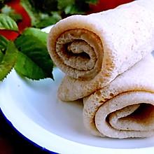 荞麦面卷饼,妈妈的味道(一)#豆果6周年生日快乐#