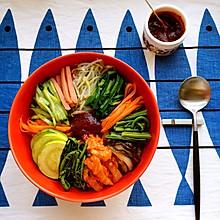 韩式拌饭|休息日的双人餐